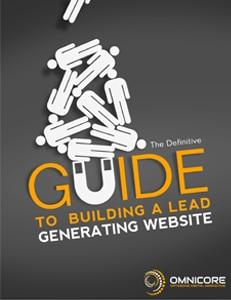 Building a Lead Generating Website