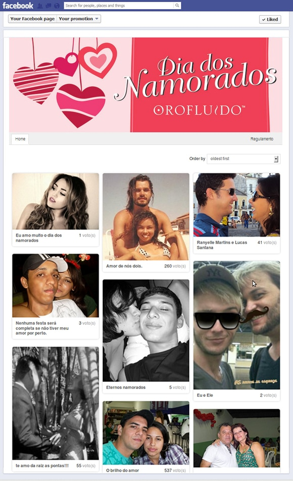 Orofluido Photo Contest