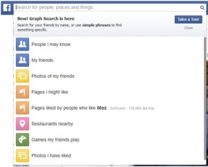 Facebook Open Graph Search Tags
