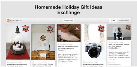 Pinterest Holiday Pins