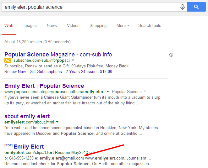 emily elert popular science Google Search