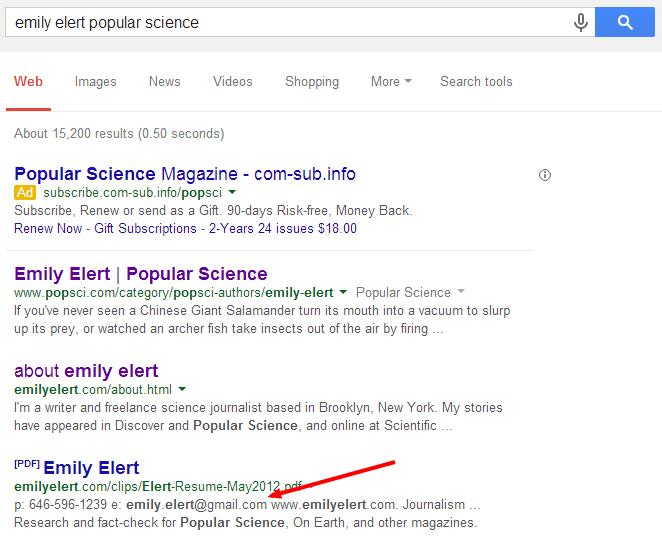 emily elert popular science Google Search