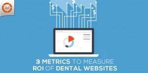 Metrics to measure for Dental Websites