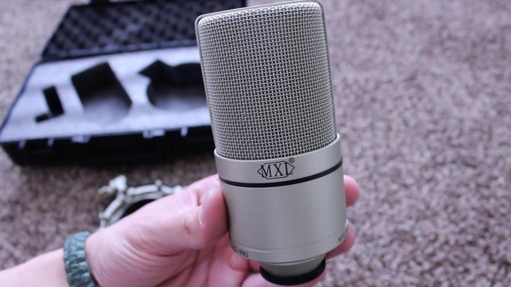 MXL 990 Condenser USB Podcast Mic