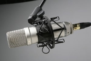 RODE NT1-A Podcasting Microphone