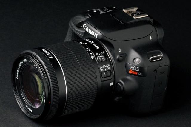 9 Best Entry Level DSLR Cameras of 2016