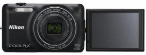 Nikon Coolpix S6600BK