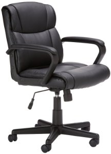 AmazonBaics Mid-Back Office Chair