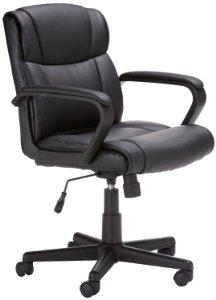 AmazonBaics Mid-Back Office Chair