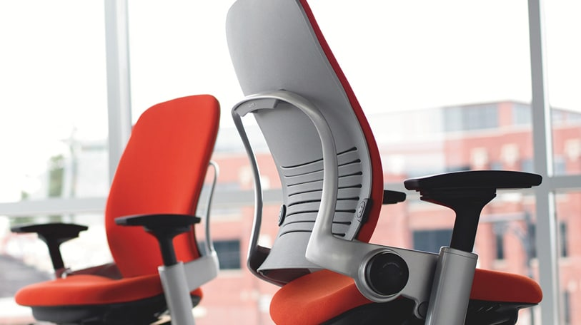 Steelcase Leap Fabric Chair  sc 1 st  Omnicore & Top 16 Best Ergonomic Office Chairs 2018 + Editors Pick