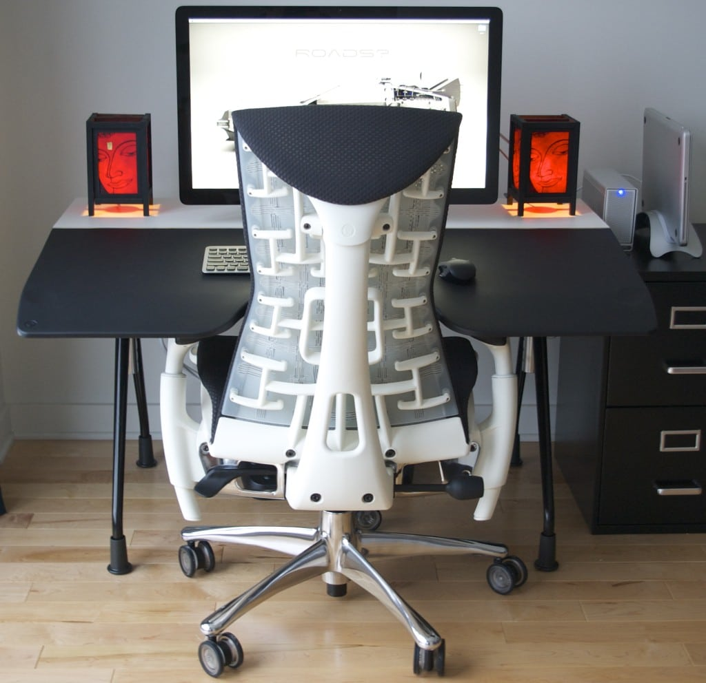 White Desk Chair For Your Workplace