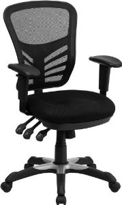Flash Furniture Mid-Back Mesh Chair