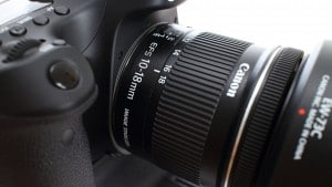 Canon 10-18mm f:4.5-5.6 IS STM Lens