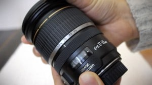 Canon EF-S 17-55m f:2.8 IS USM Lens