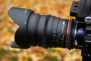 Rokinon 35 mm Cine Lens