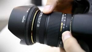Sigma 17-50mm f/2.8 Lens
