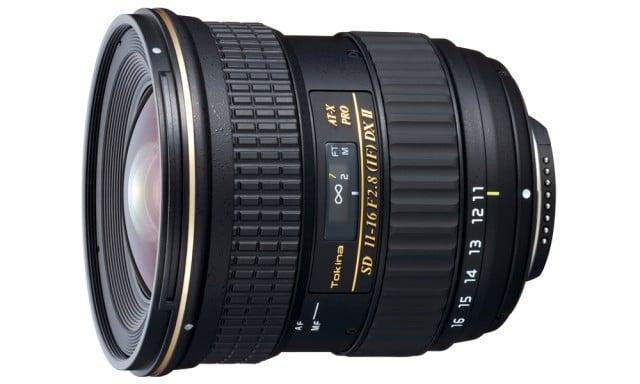 Tokina 11-16mm f:2.8 Lens