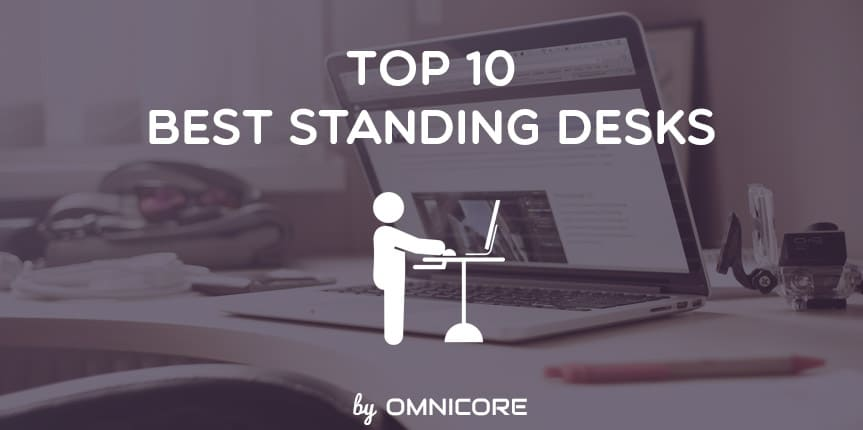 Top 10 Best Standing Sit Stand Desks 2016 Editors Pick
