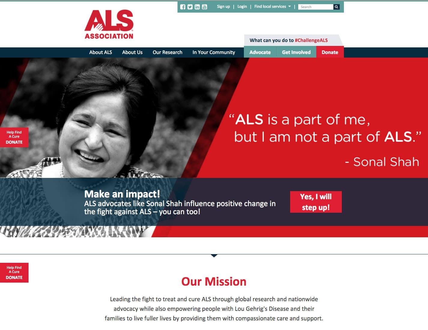ALS Charity