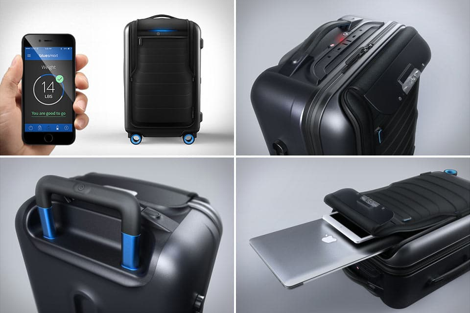 Bluesmart Carry-On Luggage