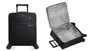 8a23d61c5b4 Briggs   Riley Baseline International Wide-Body Upright Carry-On -