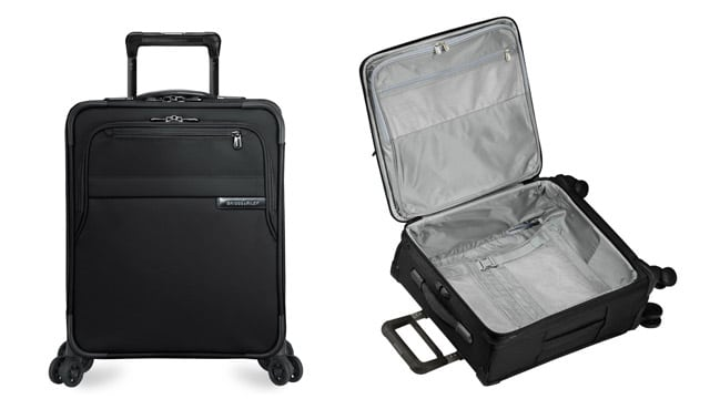 Briggs & Riley Baseline International Wide-Body Upright Carry-On