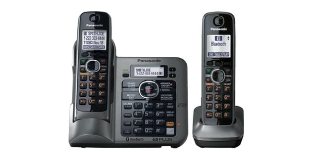 Panasonic KX-TG7642M Link2Cell Bluetooth Cordless Answering System