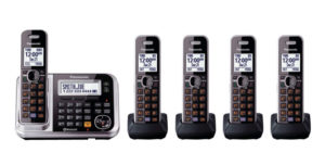 Panasonic Link2Cell Bluetooth Enabled Cordless Phone