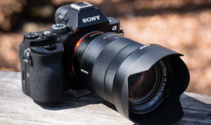 Sony 24-70mm f4 Video Zoom Lens