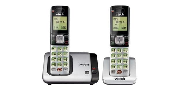 Vtech CS6719-2 Dual Cordless Phone Set
