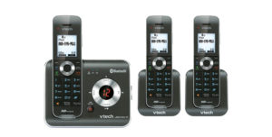 Vtech Cordless System with 3 Handsets