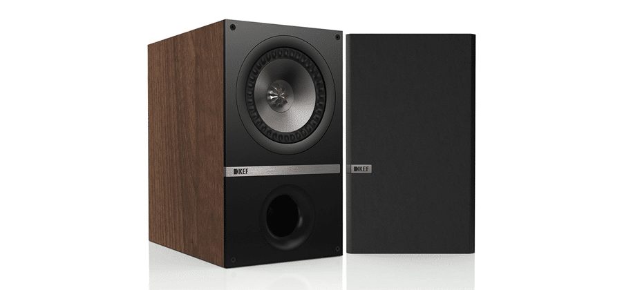KEF Q100 Bookshelf Loudspeakers
