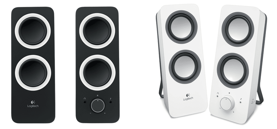 Logitech Z200 Computer Speakers