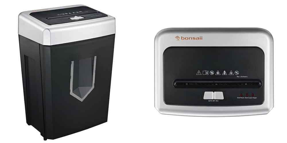 Bonsaii EverShred C169-B Paper Shredder