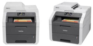 Brother MFC 9130CW Wireless All-In-One Printer