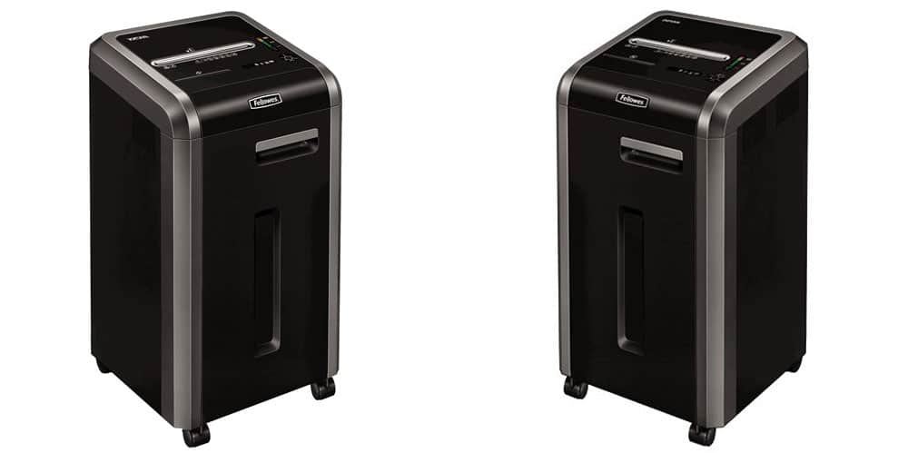 Fellowes Shred 225mi Paper Shredder