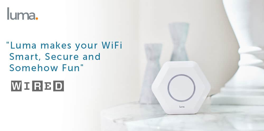 Luma Whole Home Wifi Mesh Network Kit