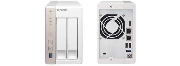 QNAP TS-251 Cloud NAS