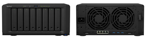 Synology DS1817+ 8-Bay NAS