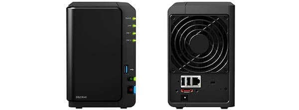 Synology DS216+II NAS DiskStation