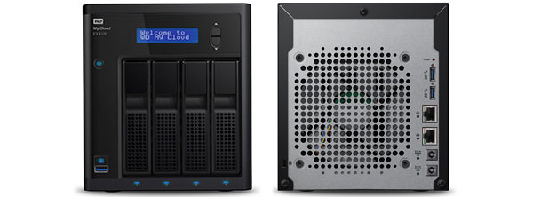 WD 8TB My Cloud EX4100 Expert Series NAS