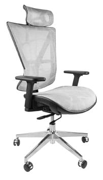 9to5 Executive Ergonomic Office Chair With Headrest
