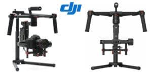 DJI Ronin M 3-Axis DSLR Gimbal Stabilizer