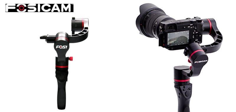 Fosicam FM1-45 Gimbal Stabilizer