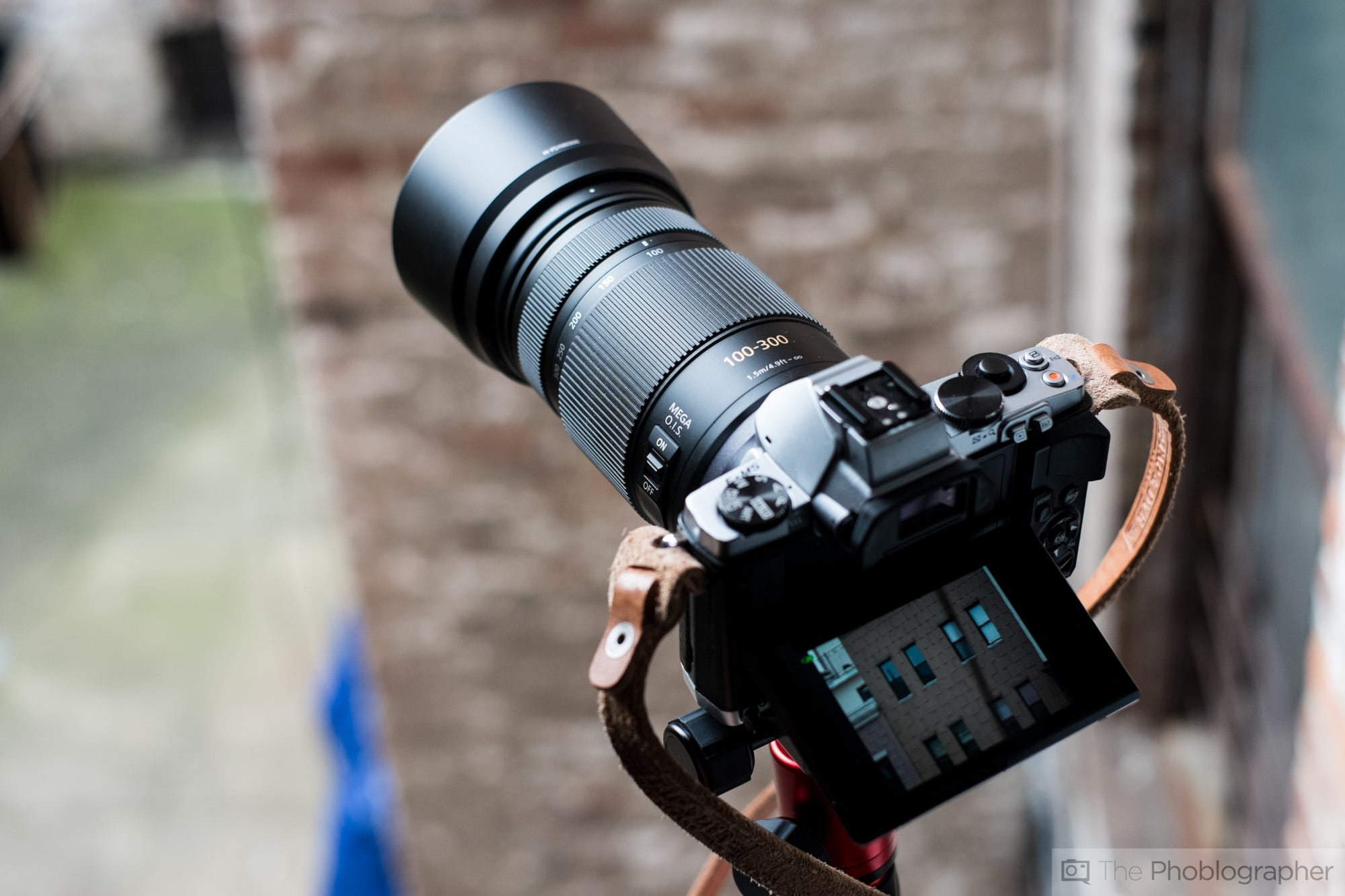 Panasonic 100-300mm f4