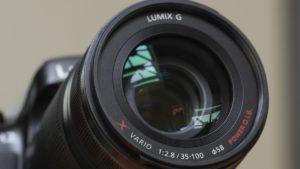 Panasonic 35-100mm f2.8
