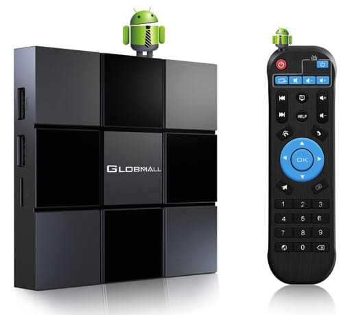 ott tv box 4k ultra hd ( android tv box )