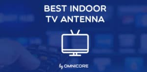 Best Indoor TV Antenna Featured Image