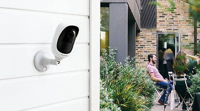Reolink Argus Outdoor Wirelss Security Camera