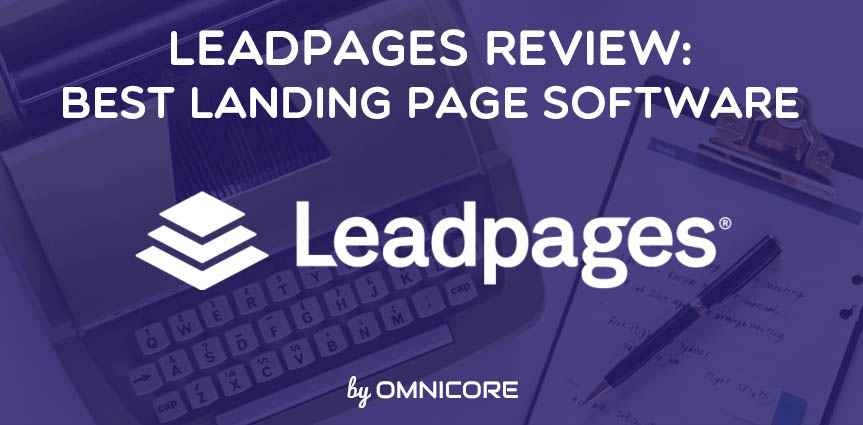 Price And Specification Leadpages